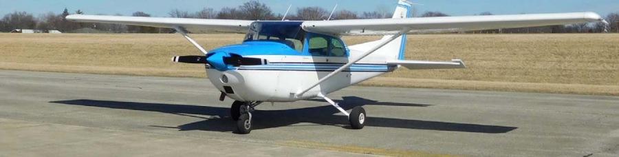 Curtis Eads Flight School (KSFQ & KPHF) - Cessna 172M - N20018